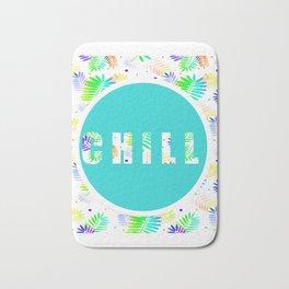 Take Time To Chill Bath Mat