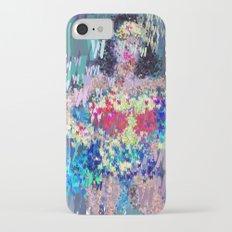 Wonder Type Woman - Abstract Pop Art Comic iPhone 7 Slim Case