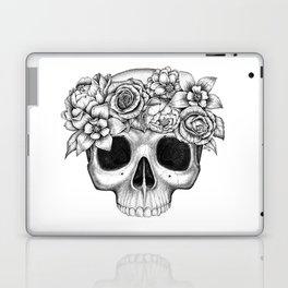 Flowerskull Laptop & iPad Skin