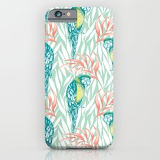 Tropical Pastels iPhone 6s Slim Case