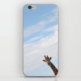 Hello Giraffe iPhone Skin