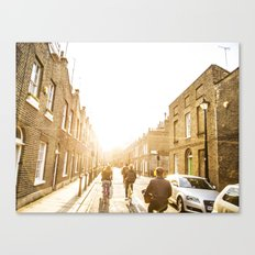all kinds of bright Canvas Print