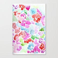 Rainbow Candy Canvas Print