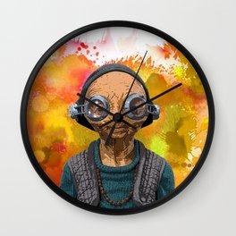 Maz Wall Clock
