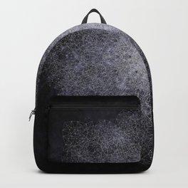 polygon mandala 01 // space Backpack
