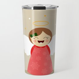 Ange (beige) Travel Mug