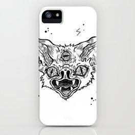 It's bat iPhone Case