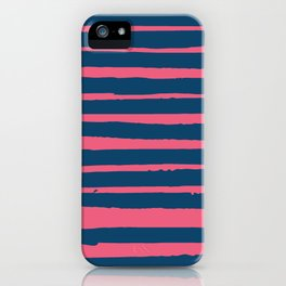 Abstract Lines II iPhone Case