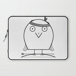 Amerindian Bird Laptop Sleeve