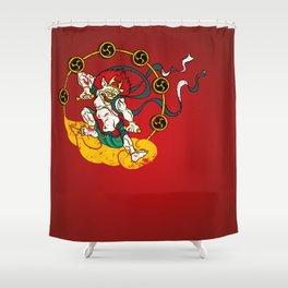 Raijin Shower Curtain