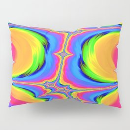 Motions of Existence Pillow Sham