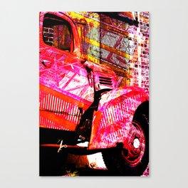 truckscape Canvas Print
