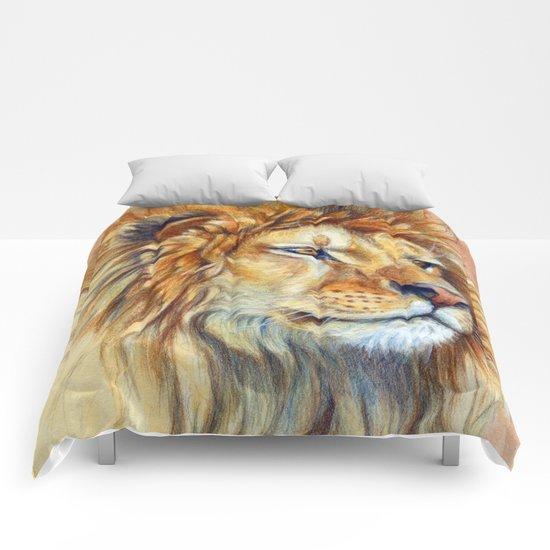 Lion 851 Comforters