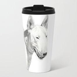 Dogs: Bull Terrier Travel Mug