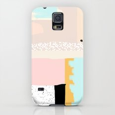 On the wall#3 Galaxy S5 Slim Case