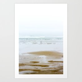 Son of a Beach! Art Print