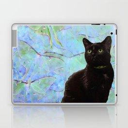 Luna Cat Laptop & iPad Skin
