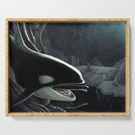 Whalien Serving Tray