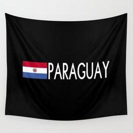 Paraguay: Paraguaya Flag & Paraguay Wall Tapestry