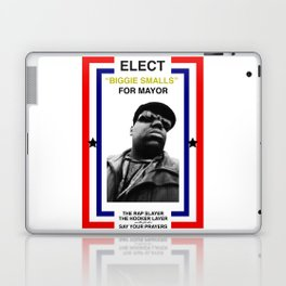 Biggie Smalls for Mayor Laptop & iPad Skin