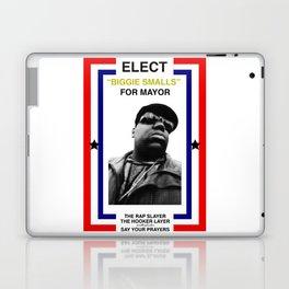 Biggie Smalls for Mayor Laptop & iPad Skin