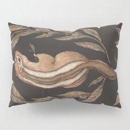 The Chipmunk and Bay Laurel Pillow Sham