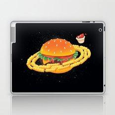 Galactic Cheeseburger & Fries Laptop & iPad Skin