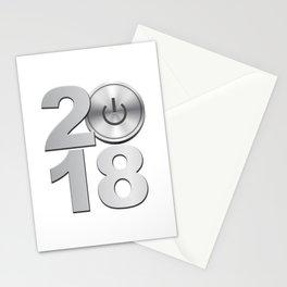 Fashion New Year 2018! Stationery Cards