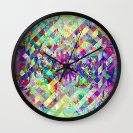 For when the segmentation resounds, abundantly. 07 Wall Clock