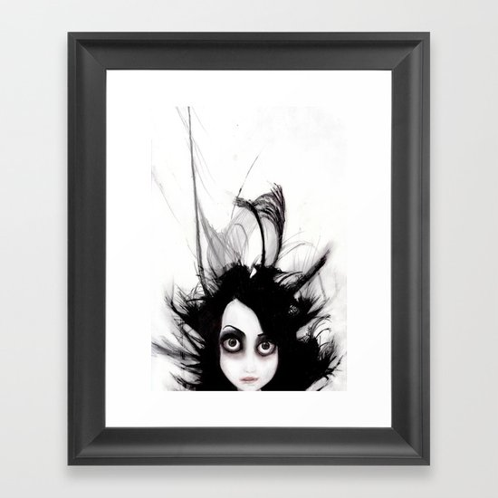 This Way Was Meant to Be. I'm Eternal Yours Framed Art Print