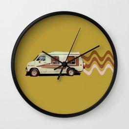 Keepin' it Movin' Wall Clock