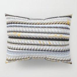 Steely Pillow Sham