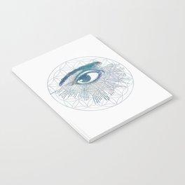 Mandala Vision Flower of Life Notebook