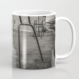 Old Playground, Kathryn, North Dakota Coffee Mug