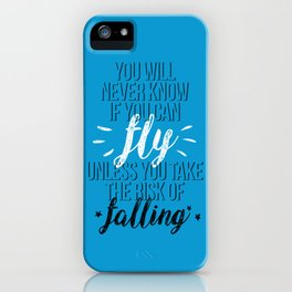 You'll Never Know iPhone Case