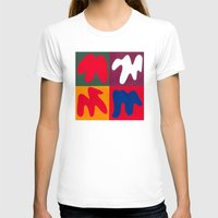 matisse T-shirts featuring M for Matisse by CHOCOLORS