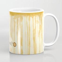 Delectable tea, or Deadly poison? Coffee Mug