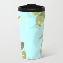 apple tree zoom in Travel Mug
