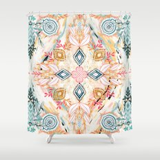 Wonderland in Spring Shower Curtain