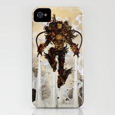 Steamy Iron Slim Case iPhone (4, 4s)