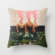 The Noon Guns (Front) Throw Pillow