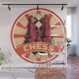 Chess Propaganda | Tactic Strategy Board Game Wall Mural