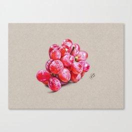 Grapes Canvas Print