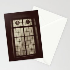 Window Glass Chicago Original Photo Stationery Cards