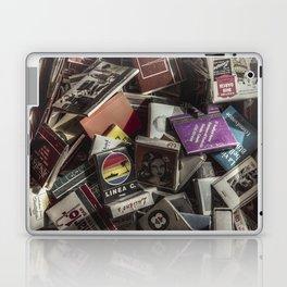 Old Matches Laptop & iPad Skin