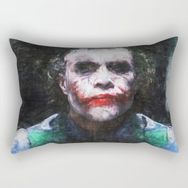 The Joker - The Clown Prince Of Gotham Rectangular Pillow