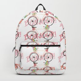 Bonjour! Bicycle Backpack