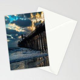 South Side Oceanside Pier ~10-2015 Stationery Cards