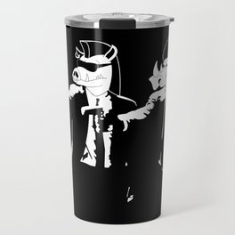 Mutant Fiction Travel Mug