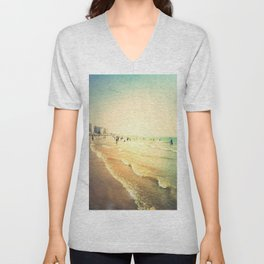 A Perfect Day for Banana Fish Unisex V-Neck